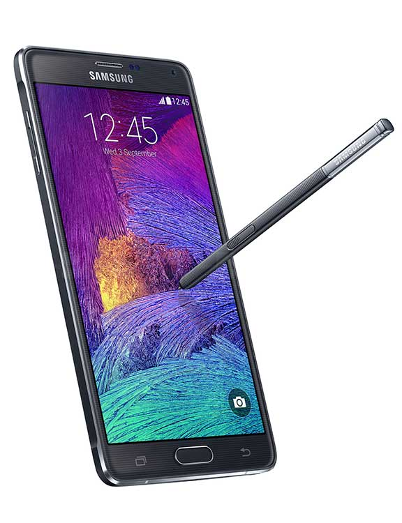 samsung-galaxy-note-4 - گلکسی Note 5