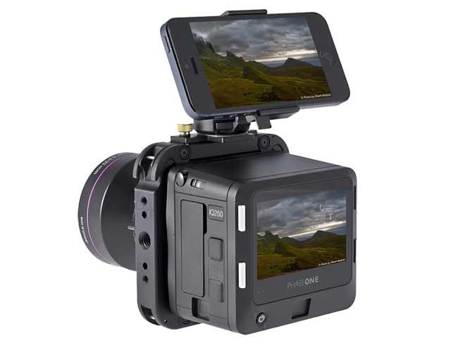 دوربین مدیوم فرمت phase one بدون آینه