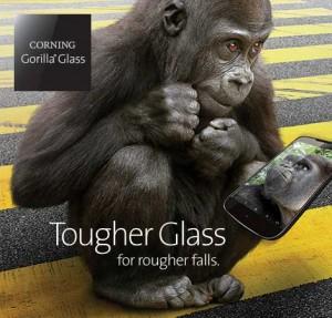 نسل چهارم شیشه گوریلا