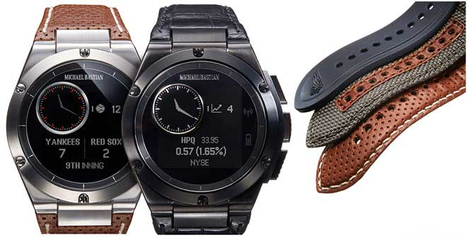 ساعت هوشمند اچ پی hp