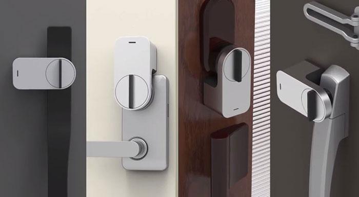 قفل هوشمند جدید سونی qrio