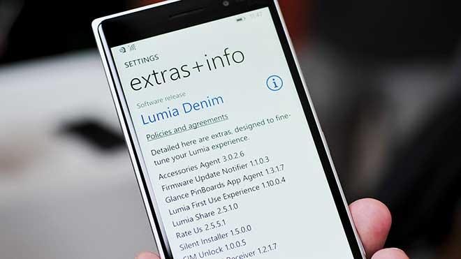 با لومیا denim آپدیت ویندوزفون قابل انتقال به کارت حافظ