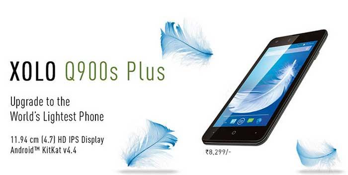 سبک وزن ترین گوشی جهان xolo q900s plus