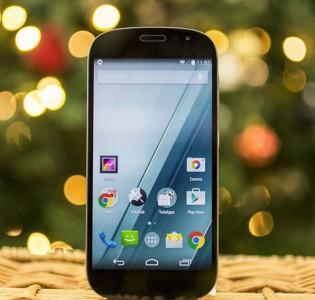 گوشی yotaphone 2 با دو صفحه نمایش