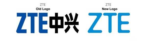 تغییر لوگو و رویه برند ZTE