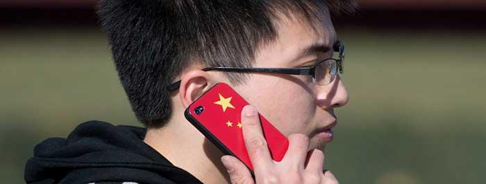 آمار یک میلیارد و 286 میلیونی کاربران موبایل در چین