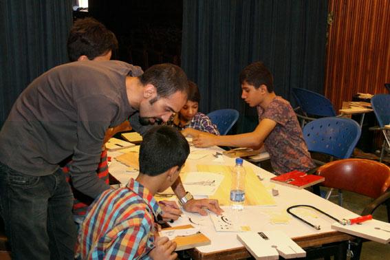 پروژه گلدکیدز