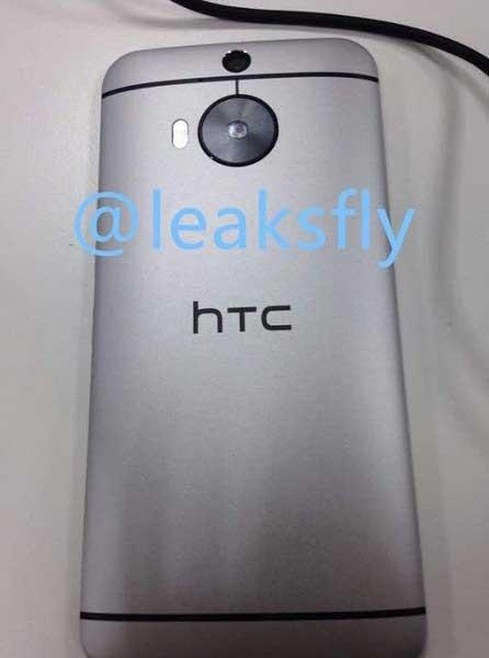 اطلاعات جدید در مورد htc one m9