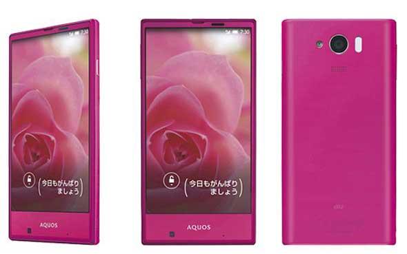 گوشی های جدید aquos mini و aquos k شارپ برای بازار ژاپن