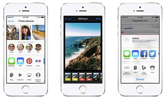 ارائه iOS 8.2 در هفته آینده
