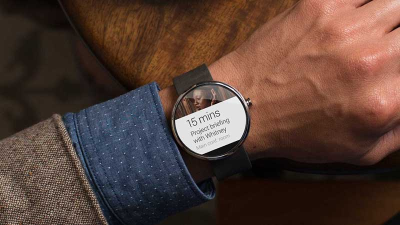 فقط 720 هزار Android Wear فروش رفت