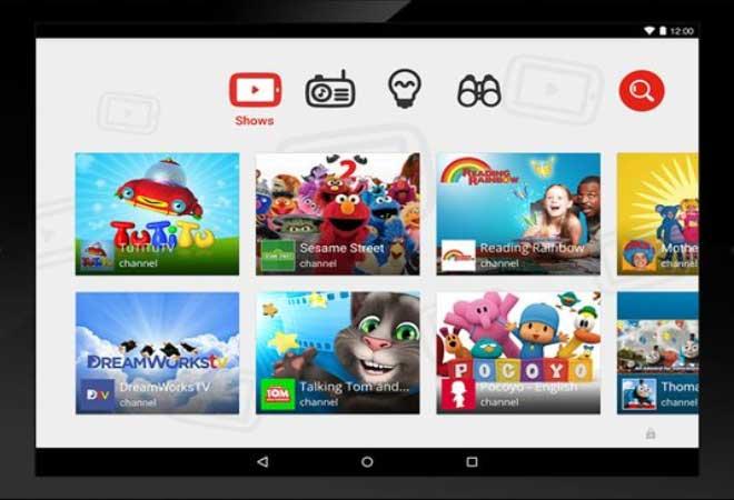 یوتیوب اپلیکیشن مخصوص بچهها میسازد