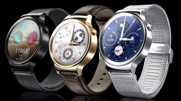 Huawei Watch معرفی شد