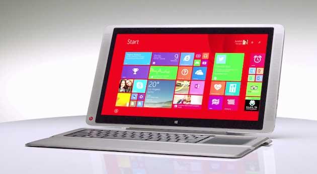 HP ENVY X2 محصولی جدید با قابلیت کارکرد دوگانه