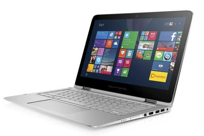 همکاری HP و مایکروسافت در تولید یک لپتاپ