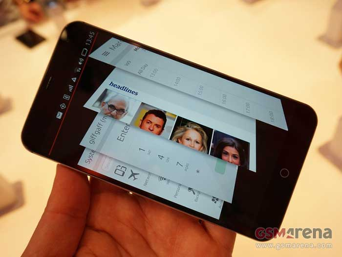 Meizu MX4 با سیستمعامل ابونتو