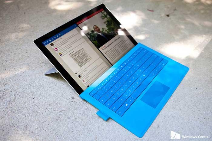 تبلت سرفیس 3 (Surface Pro 3) - معرفی جوائز mwc 2015