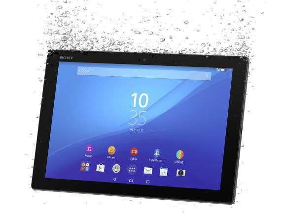 سونی، Z4 Tablet و M4 Aqua را معرفی کرد