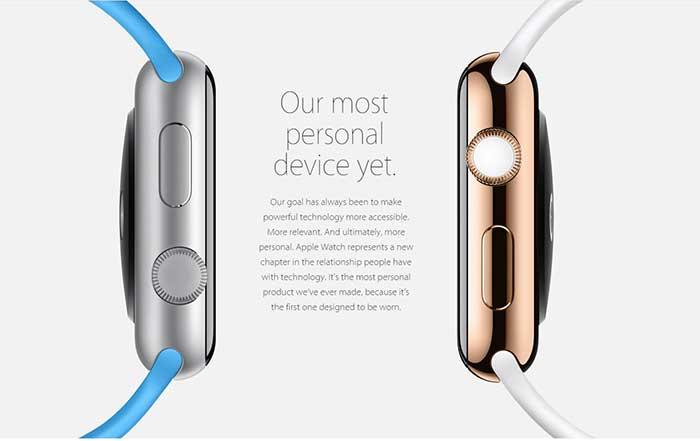 قیمت نسخههای مختلف اپل واچ