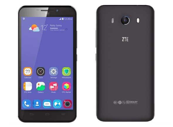 معرفی ZTE Grand S3 با قابلیت شناسایی چشم