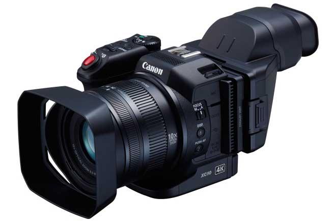 کانن XC10 - معرفی دوربین Canon XC10