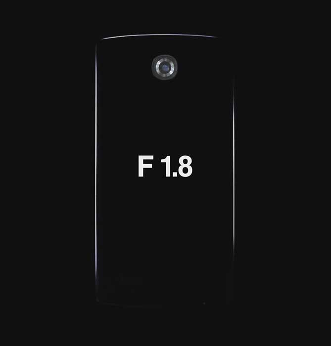 اطلاعات جدید در مورد دوربین LG G4