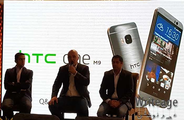 رونمایی رسمی HTC One M9 در ایران