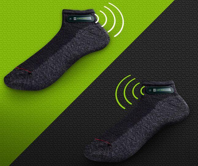 جوراب هوشمند htc در دروغ اول آوریل