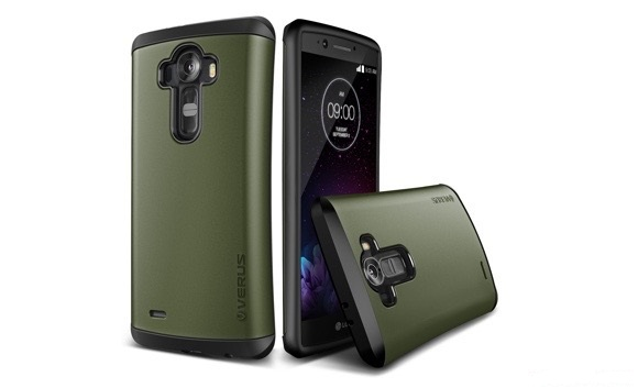 نمایش قاب محافظ برای LG G4