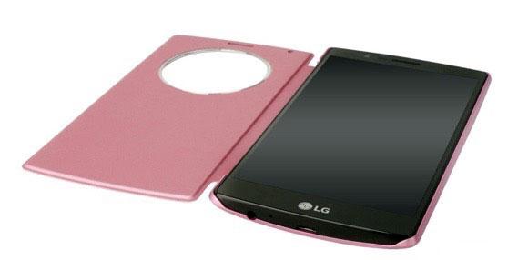 ارائه تصویر و مشخصات کامل الجی G4