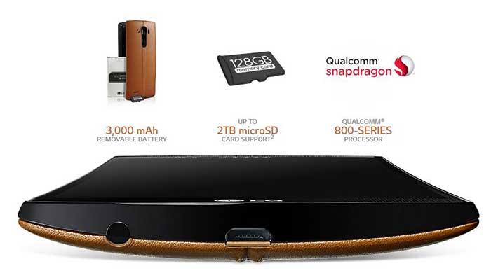 معرفی رسمی LG G4 - جی 4