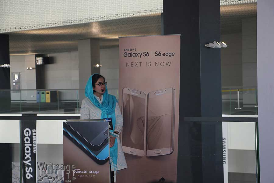 گلکسی اس 6 و اس 6 اج - معرفی رسمی Galaxy S6 و Galaxy S6 edge در ایران