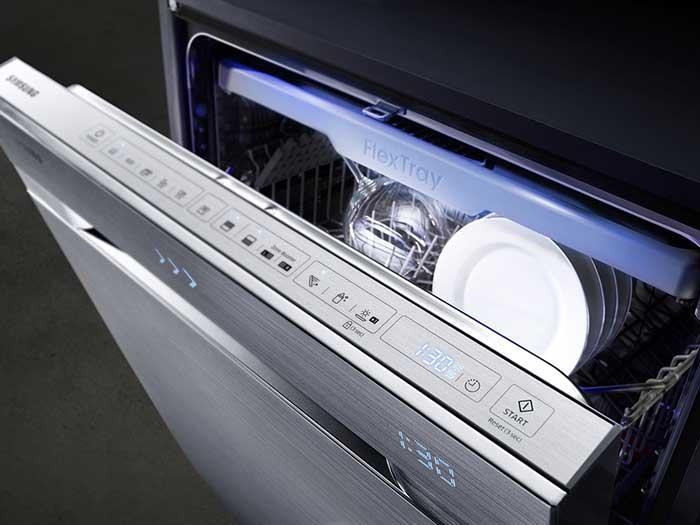 ماشین ظرفشویی waterwall سامسونگ