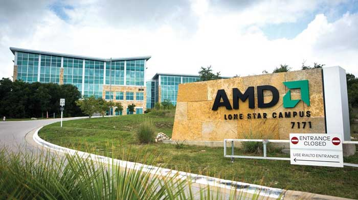 خرید احتمالی AMD توسط مایکروسافت