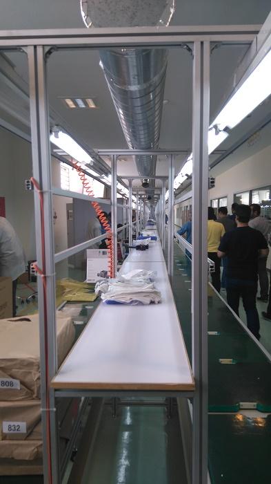بازدید از کارخانه msi