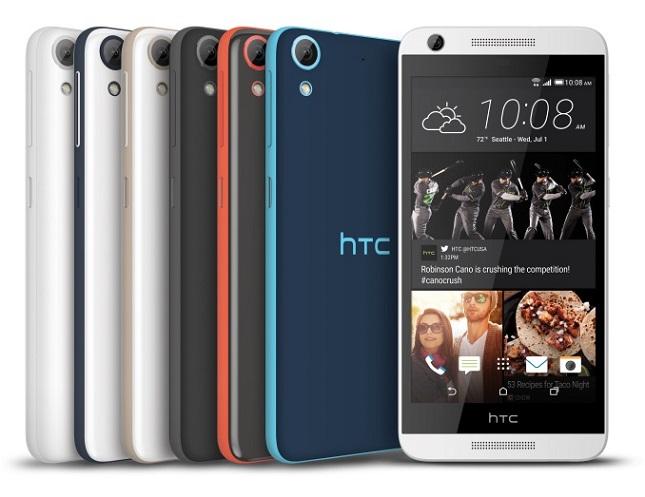 ارائه چهار گوشی دیزایر جدید توسط htc
