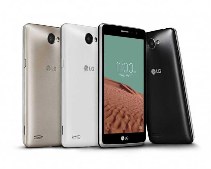 گوشی جدید bello 2 ال جی