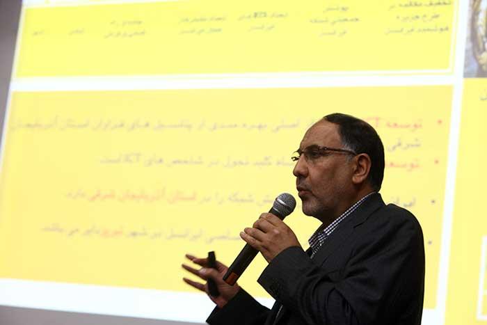 ایرانسل در ارومیه اردبیل و تبریز