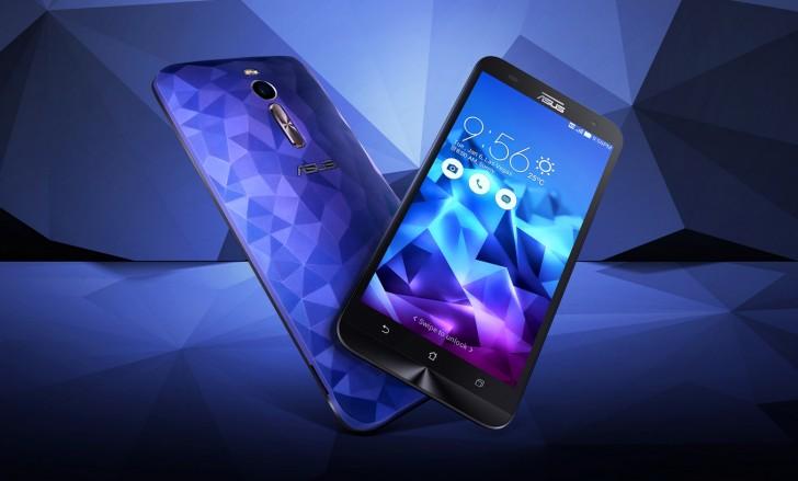 نسخه 256 گیگابایتی ایسوس زن فون 2 deluxe