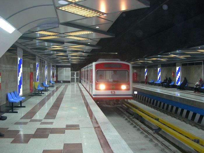 راه اندازی اینترنت ایرانسل در متروی تهران