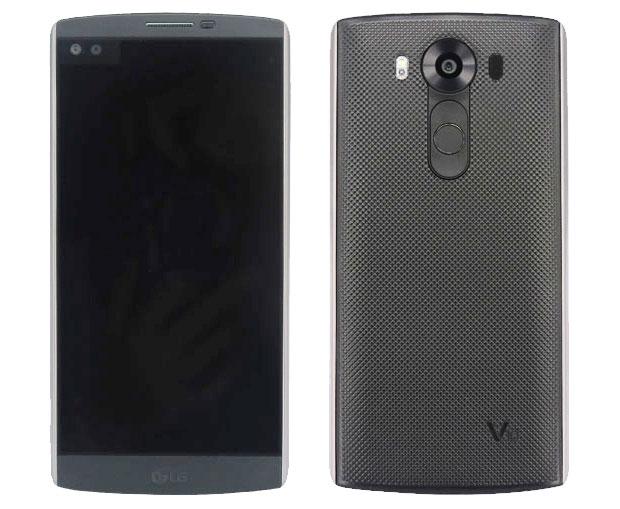 مشخصات و تصاویر LG V10
