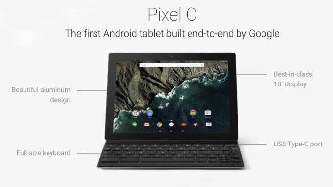 تبلت گوگل Pixi C