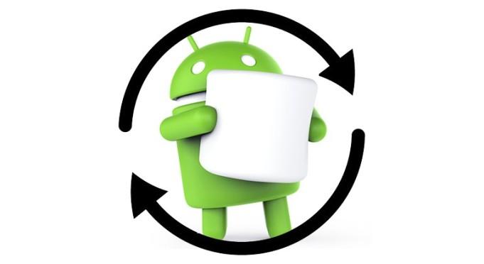 ارائه اندروید 6 مارشملو برای LG G4