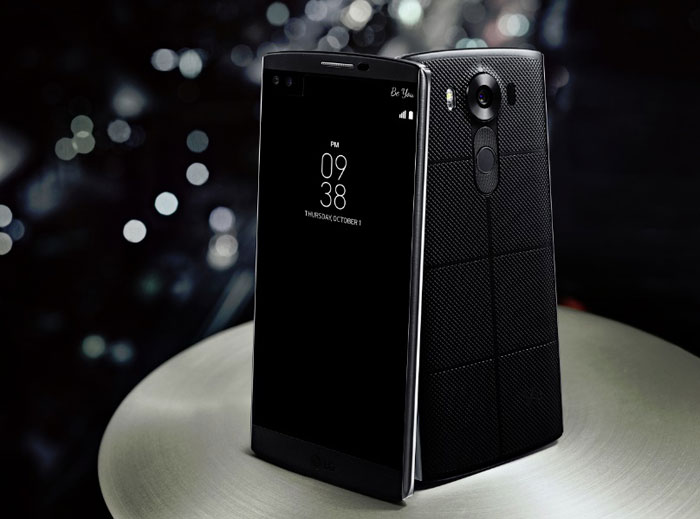 معرفی رسمی گوشی LG V10