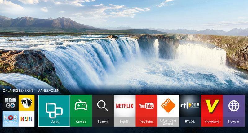 تایزن - ارائه تلویزیون هوشمند تایزنی سامسون به بازار ایران