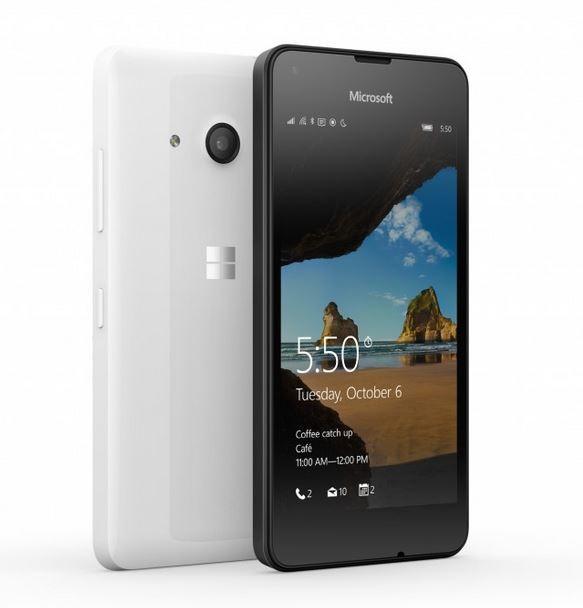 معرفی رسمی مایکروسافت لومیا 550