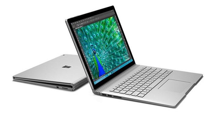 معرفی مایکروسافت surface book