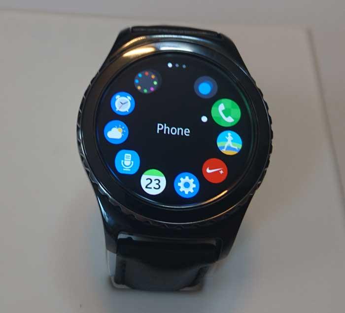 بررسی تخصصی ساعت هوشمند gear s2 سامسونگ