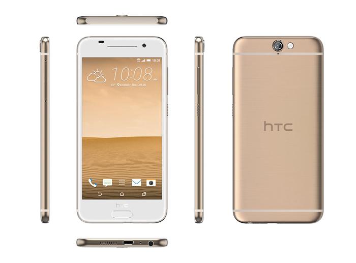 حضور رسمی HTC One A9 در بازار ایران