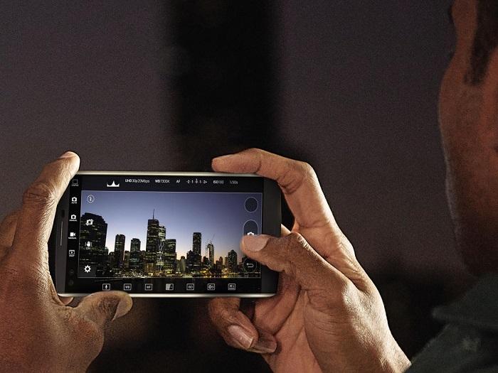 رونمایی از گوشی ال جی v10 برای بازارهای داخلی